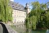 Schloss Erwitte Rückseite