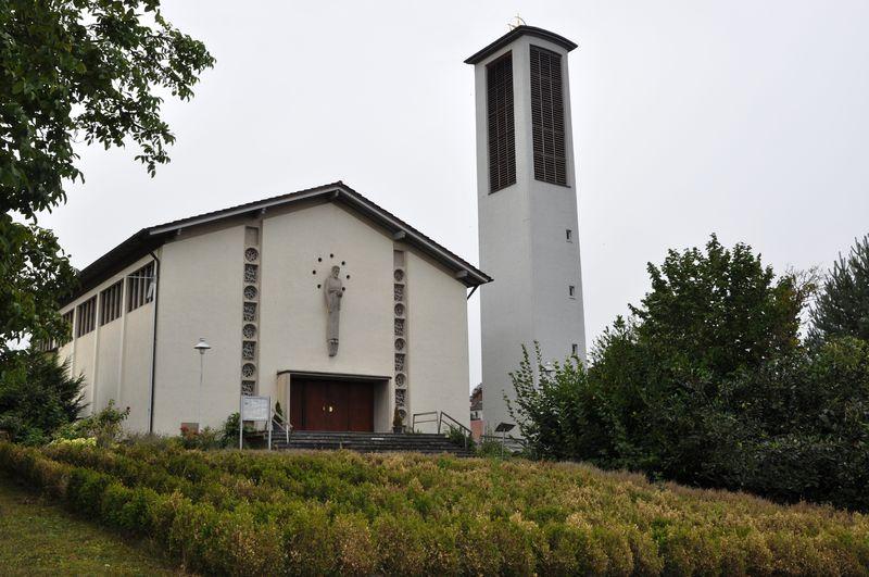 Katholische Kirche Eschelbronn