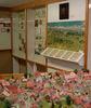 Ausstellungsraum in der Waldschmidt Ausstellung in Eschlkam