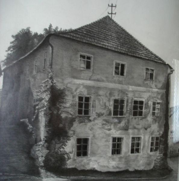 Das Geburtshaus des Literaten Maximilian Schmidt