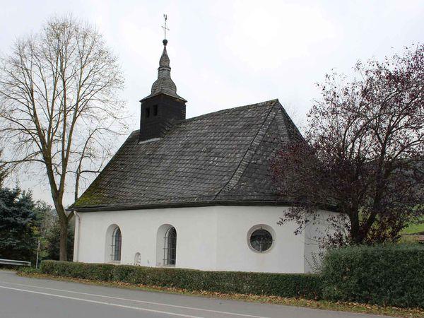 14 Nothelfer Kapelle Niederreiste