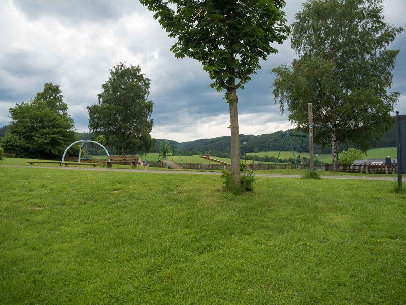 Kinderspielplatz auf dem Eibel in Wenholthausen