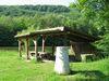 keltische Schmiede und Eisenschmelzofen in Essing-Altessing