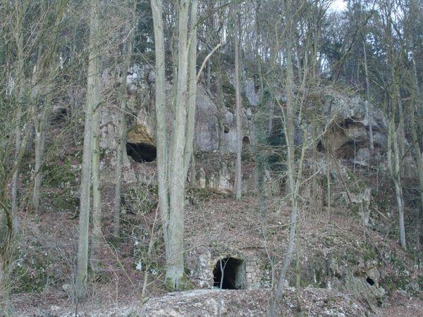 Klausenhöhlen Essing