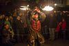 Feuershow auf dem Esslinger Mittelaltermarkt & Weihnachtsmarkt