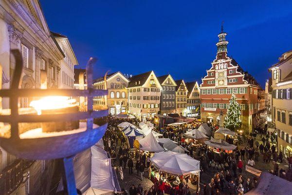Esslinger Mittelaltermarkt & Weihnachtsmarkt
