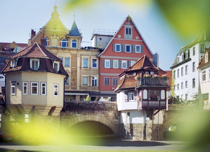 Innere Brücke in Esslingen am Neckar
