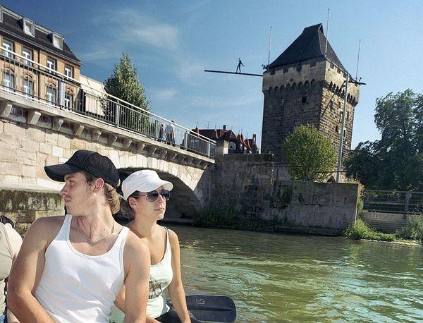 Kanufahrten auf den Stadtkanälen von Esslingen am Neckar