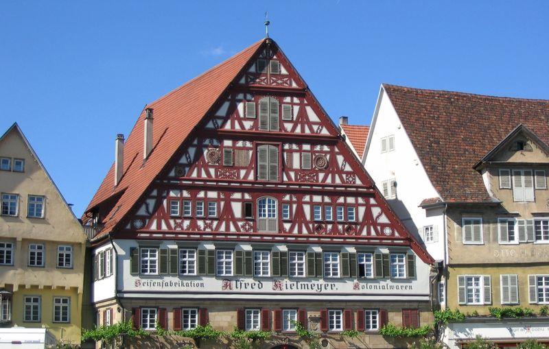 Das Kielmeyerhaus in Esslingen am Neckar