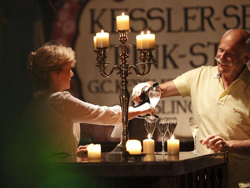 Schaukeller Sektkellerei KESSLER in Esslingen am Neckar