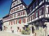 Außenansicht der Sektkellerei KESSLER in Esslingen am Neckar