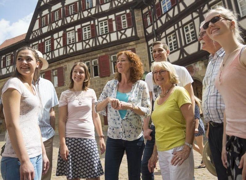 Stadtführung in Esslingen am Neckar - immer ein Erlebnis!