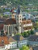 Ansicht Stadtkirche St. Dionys in Esslingen am Neckar