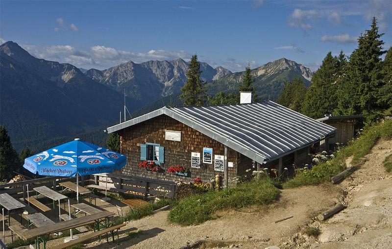 Brunnenkopfhütte