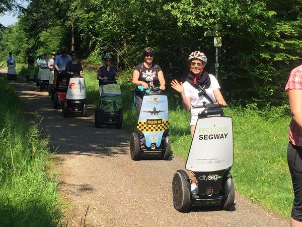 Segway-Tour Albtal