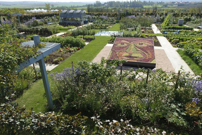 Garten Der Aromen Garten Ohne Grenzen