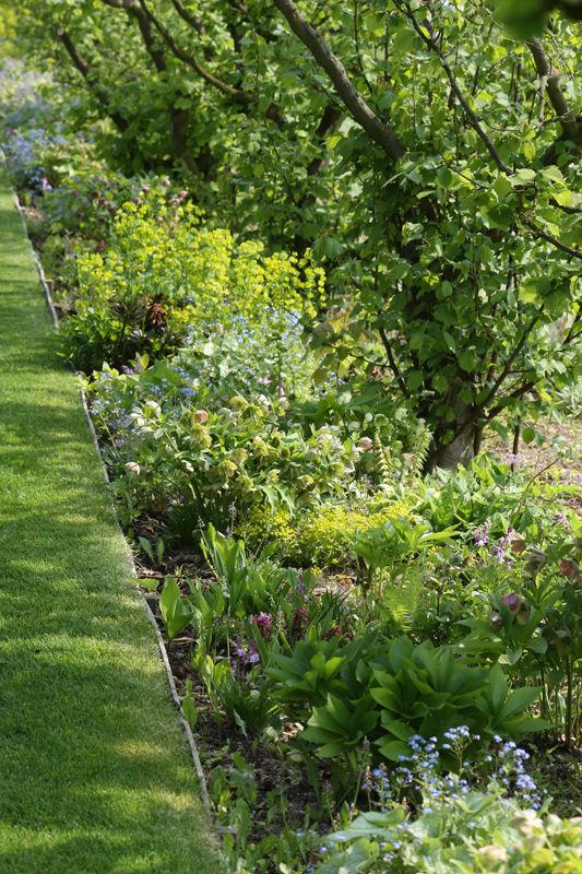 Les jardins fruitiers jardins sans limites - Jardins fruitiers de laquenexy ...