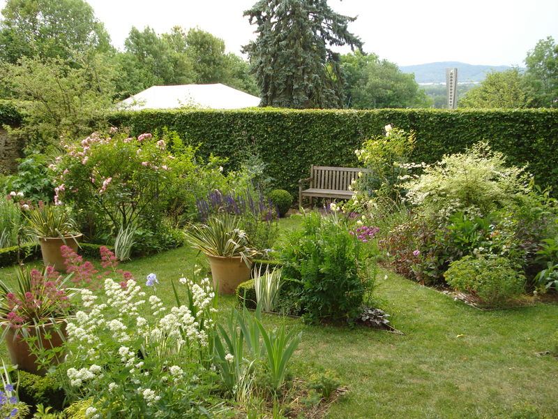 Jardin des plantes de chez nous tourismus zentrale - Jardin des plantes aix les bains ...