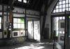 Ausstellung im alten Lokschuppen in Falkenstein