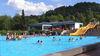 Badespaß im Kinderbecken im Freibad Falkenstein