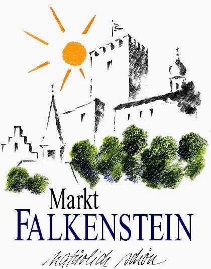 Logo Markt Falkenstein im Vorderen Bayerischen Wald
