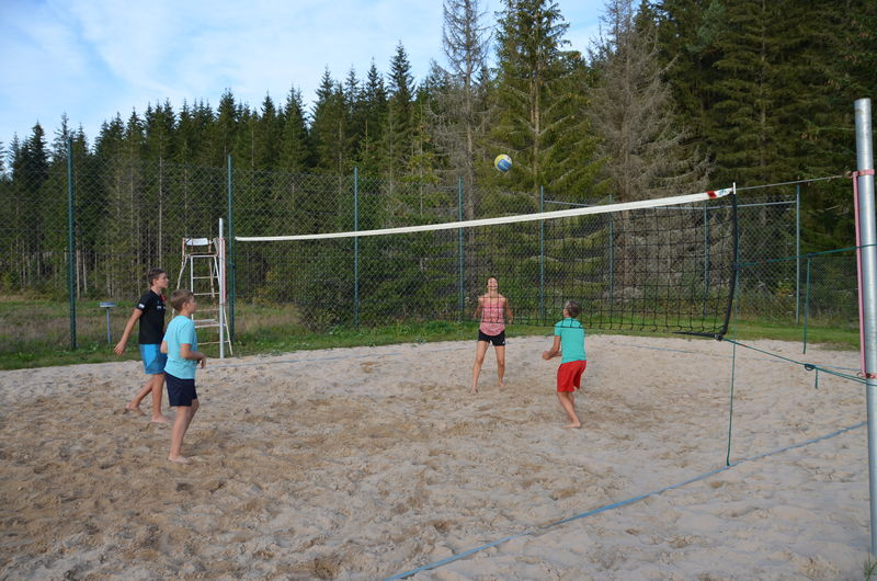 Beachvolley Feldberg