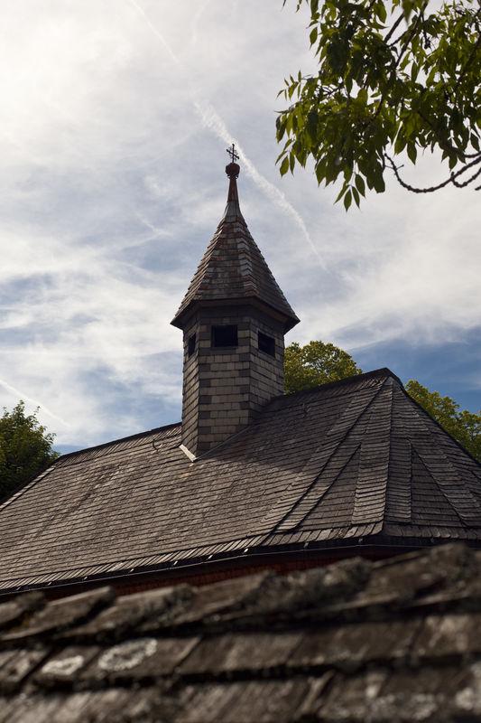 Friedhofskapelle Altglashütten