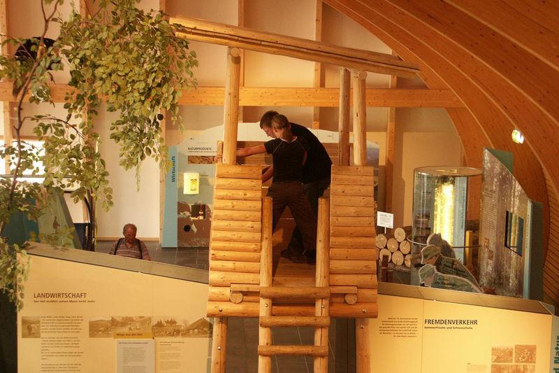 haus der natur in feldberg hochschwarzwald. Black Bedroom Furniture Sets. Home Design Ideas