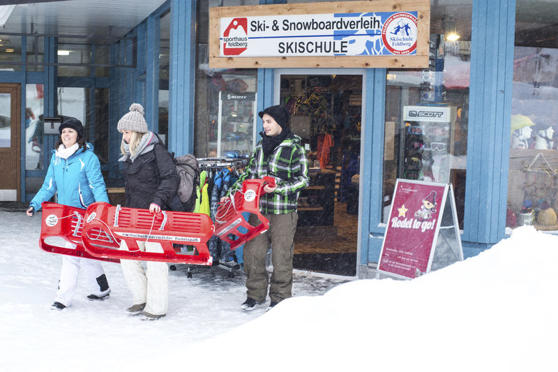 Schlittenverleih Rodel-to-go