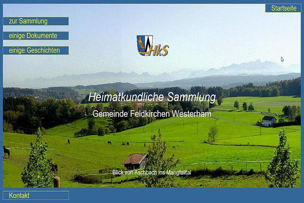 Webseite der HkS