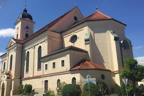Pfarrkirche St. Laurentius -©Chiemsee-Alpenland Tourismus