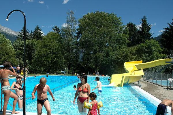 Schwimmbad Fideris