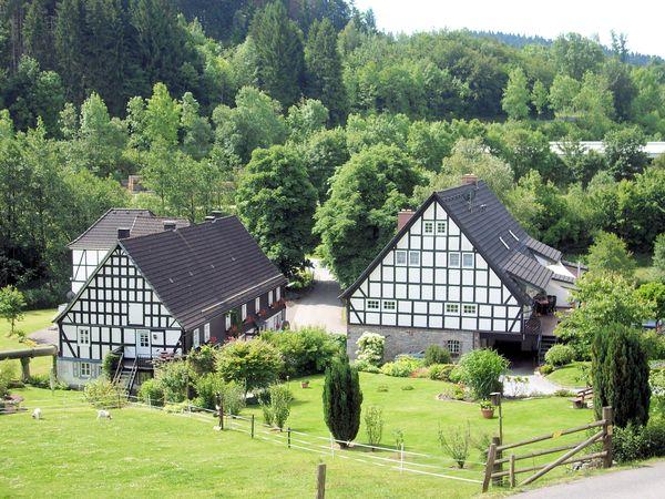 Blick auf die Frettermühle