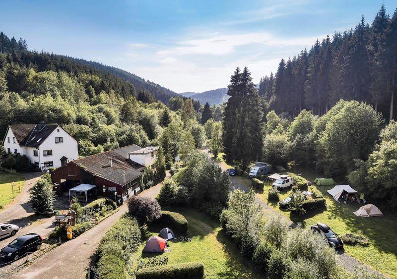 Campingplatz Schliprüthen