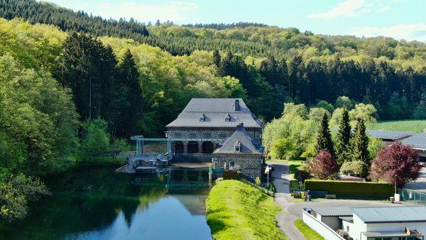 Wasserkraftwerk Lenhausen