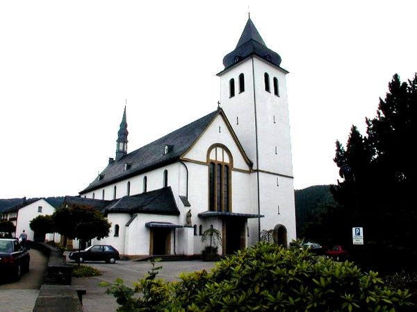 Kirche Finnentrop