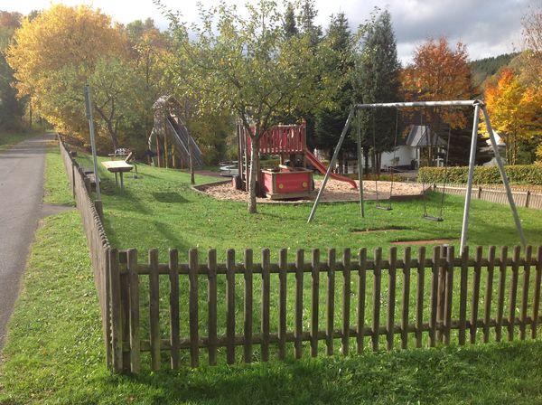 Spielplatz Deutmecke
