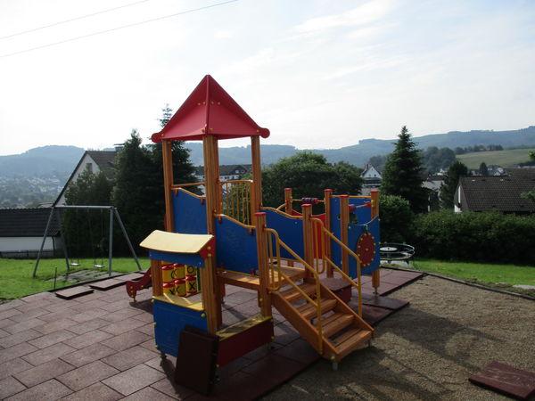 Spielplatz Heggen, An der Stumpe