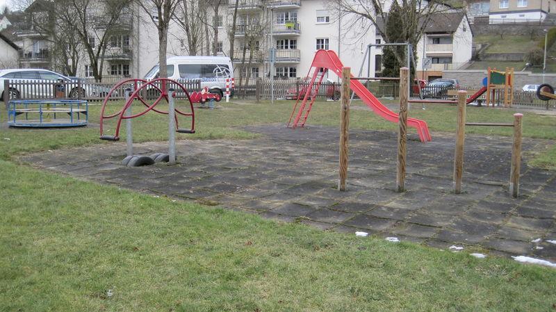 Spielplatz Heggen Wiesenstraße