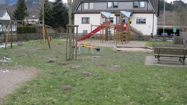 Spielplatz Lenhausen, Westfalenstraße