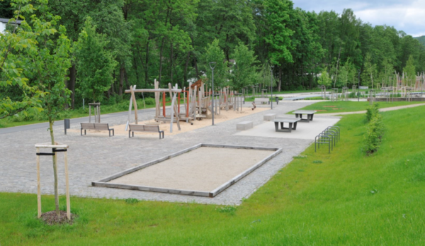 Sppielplatz Lennepark