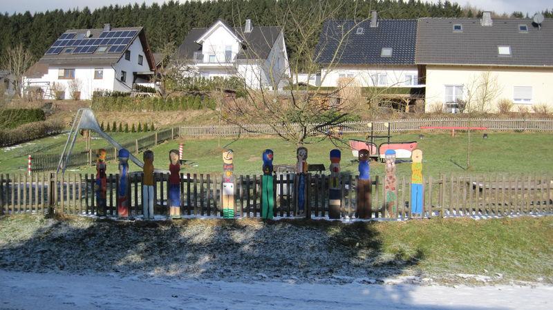 Spielplatz Serkenrode, Patenbergstraße