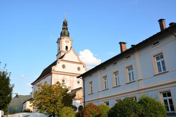 Pfarrkirche St. Martin in Flintsbach am Inn