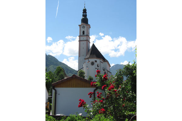 Pfarrkirche St. Martin in Flintsbach a.Inn