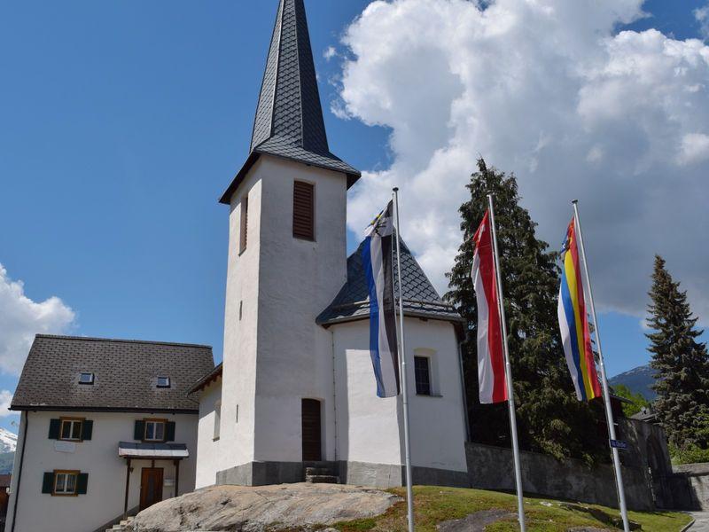Evangelische Kirche, Flond