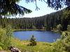 Herrenwieser See bei Forbach im Murgtal