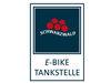 E-Bike Tanstellenschild