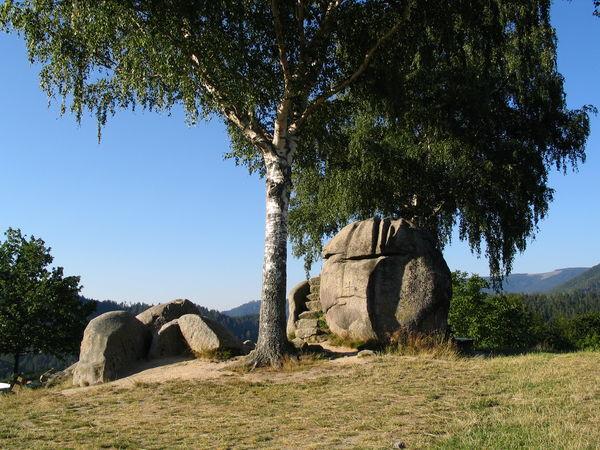 Giersteine bei Forbach-Bermersbach