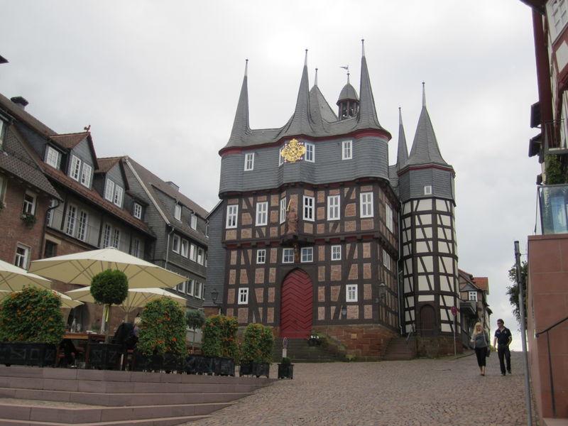 Burgwaldpfad
