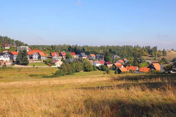 Ortsansicht von Frankenhain